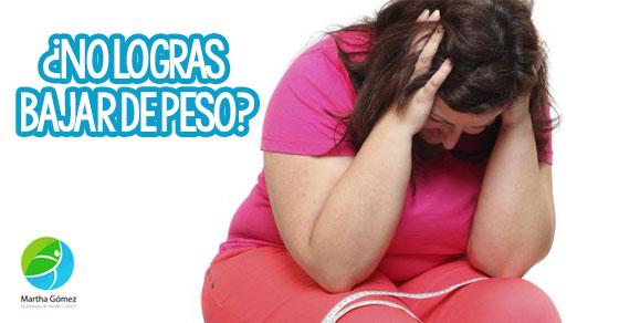 depresion perder peso