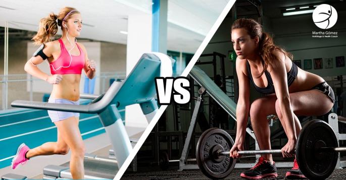 blog cardio vs fuerza